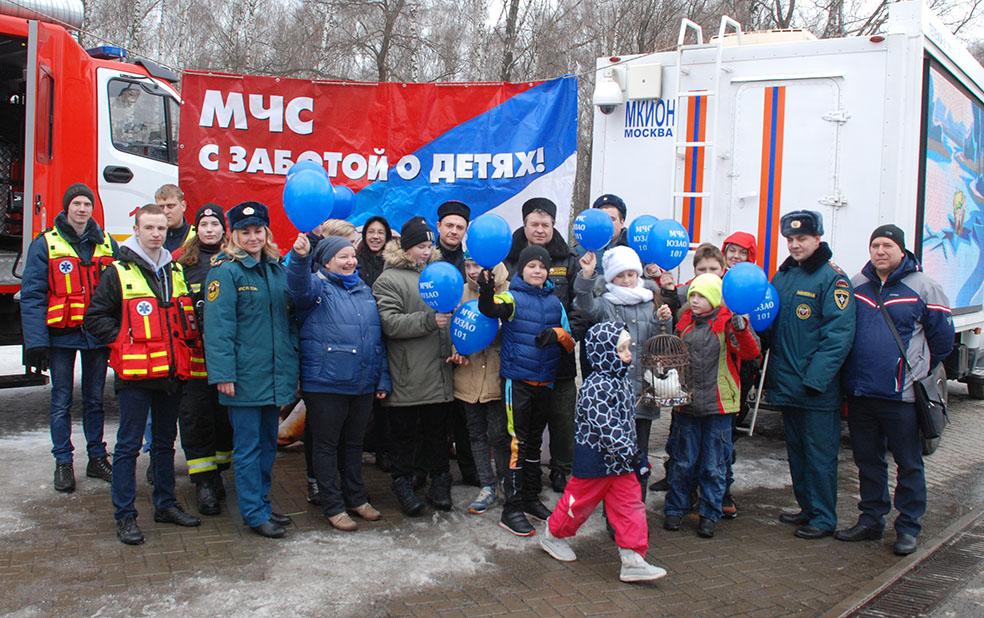 17 марта грандиозное мероприятие в Тропарево