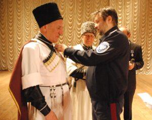 казачий дюк в Абхазии