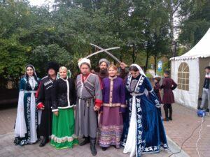 IX Московский фестиваль культуры народов Кавказаat 17.33.34 1