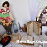 Выставка самоварная баба